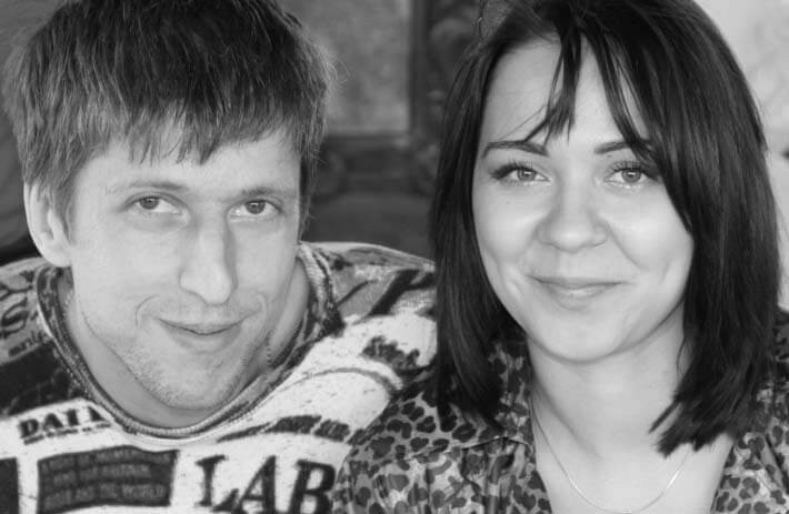 Alexey and Natalya Lesovsky